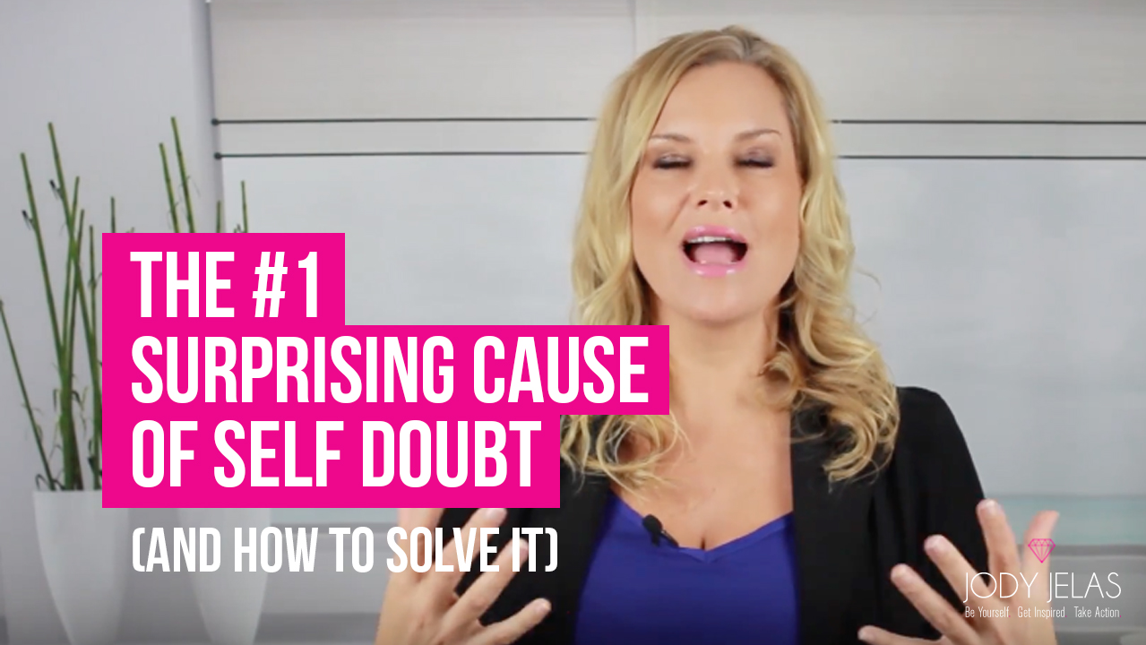 The #1 surprising cause of Self Doubt (and how to solve it)